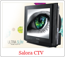 salora Color TV