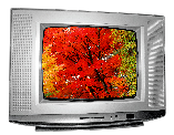 salora colour TV